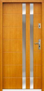 drzwi wejściowe erkado łańcut