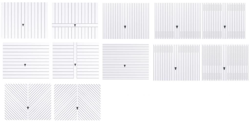 wzory bram garażowych rzeszów