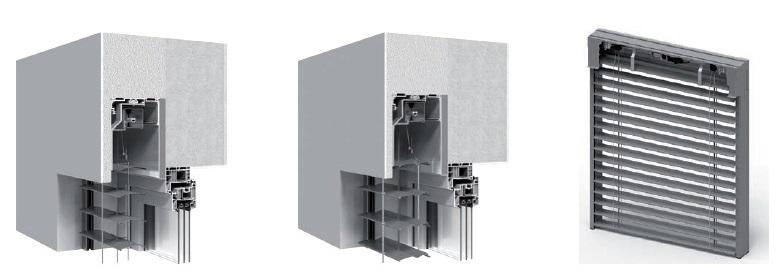 żaluzja fasadowa anwis solidbox